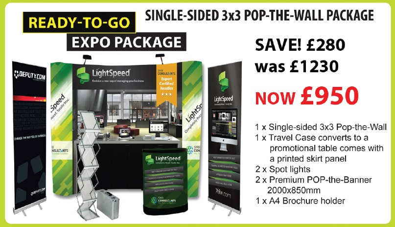 events and exhibition pack